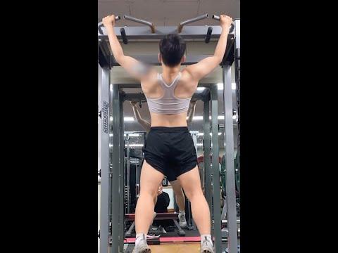 등근육은 27세 방 인테리어는 7세 #Shorts